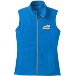 KM09/L226<br>PA Ladies Microfleece Vest
