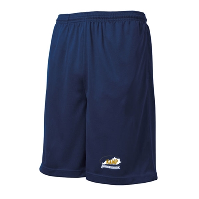 KM37<br>Sport Tek Touch Mesh Pocket Short