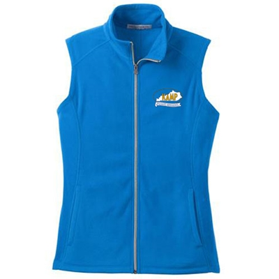 KM09<br>PA Ladies Microfleece Vest