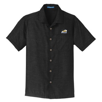 KM21<br>PA Textured Camp Shirt